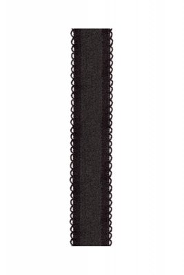 Julimex rb 404 16mm czarny ramiączka