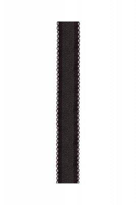 Julimex rb 398 12mm czarny ramiączka
