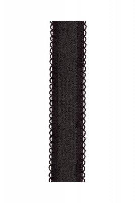 Julimex rb 407 18mm czarny ramiączka