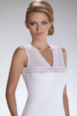 Eldar Tina plus biały koszulka