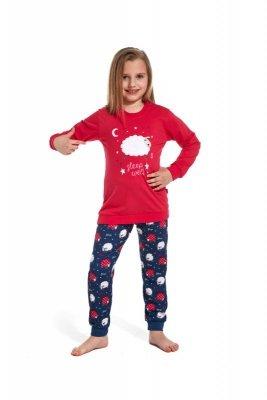 Cornette piżaa dziewczęca 978/85 Sleep well young piżama dziewczęca