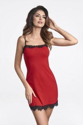Ewana Sisi czerwona koszula nocna
