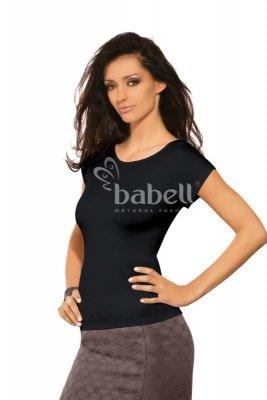 Babell Kiti czarny bluzka damska