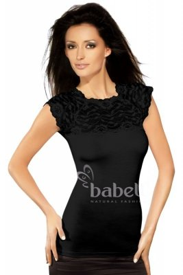 Babell Elina czarny bluzka damska