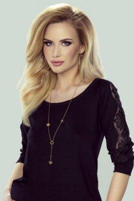 Eldar Fabia czarny bluzka damska