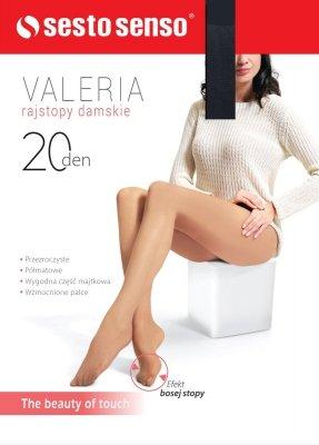 Sesto Senso Valeria 20 DEN Rajstopy damskie