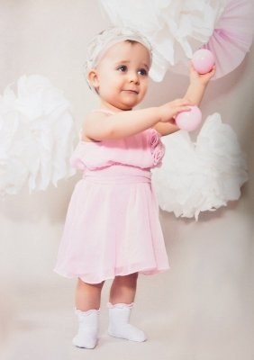Gatta Little Princess Gosia 15-20 skarpetki