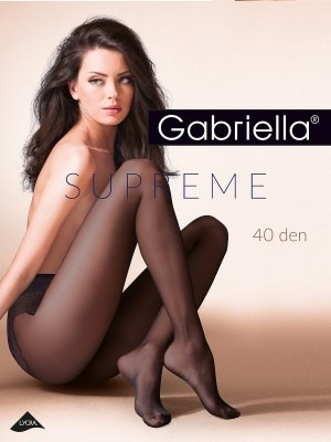 Gabriella Supreme 398 40 den rajstopy
