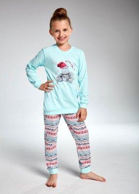 Cornette Kids Girl 594/95 Hippo piżama dziewczęca