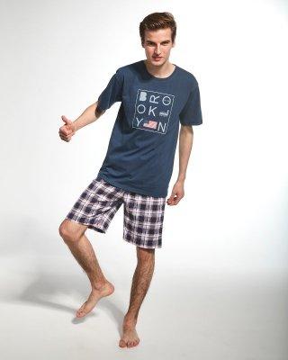 Cornette F&Y Boy 551/28 New York piżama chłopięca
