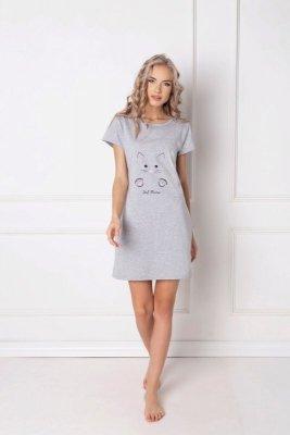 Aruelle Catwoman Nightdress grey koszula nocna