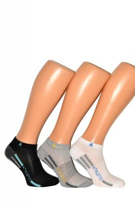 WiK Sneaker Socks art.16491 męskie stopki