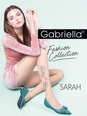 Gabriella 453 Sarah 5-XL rajstopy
