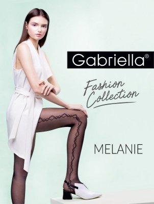 Gabriella 452 Melanie 20 den 5-XL rajstopy