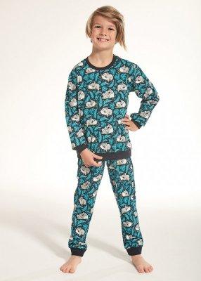 Cornette Kids Boy 264/92 Koala 3 86-128 piżama chłopięca