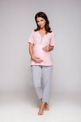 Regina 664 plus  piżama damska