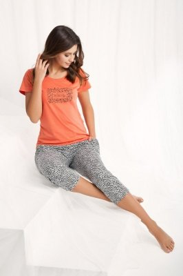 Luna 485 3XL piżama damska