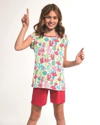 Cornette Kids Girl 357/79 Cactus 86-128 piżama dziewczęca