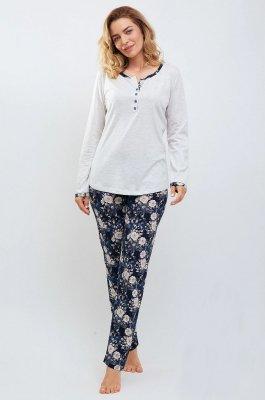 Cana 536 piżama damska plus size