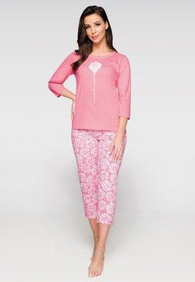 Regina 926 piżama damska plus size