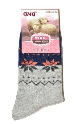 Ulpio GNG 3353 Thermo Wool skarpetki damskie