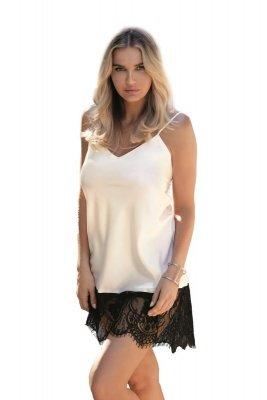 Dkaren Chanelle ecru Koszula nocna