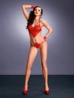 Me Seduce Elza red Body
