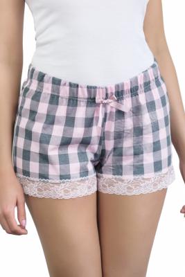 Babella Delicate 3123 damskie spodenki piżamowe
