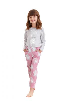 Taro Sofia 2129 104-140 Z'20 piżama dziewczęca