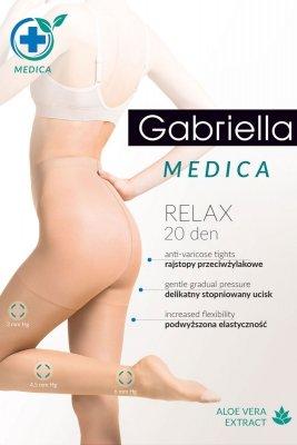 Gabriella Medica Relax 20 DEN Code 110 rajstopy