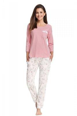 Luna 644 piżama damska plus size