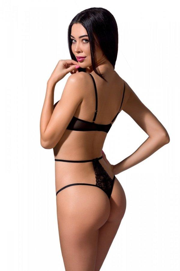Passion Esmeralda black Body