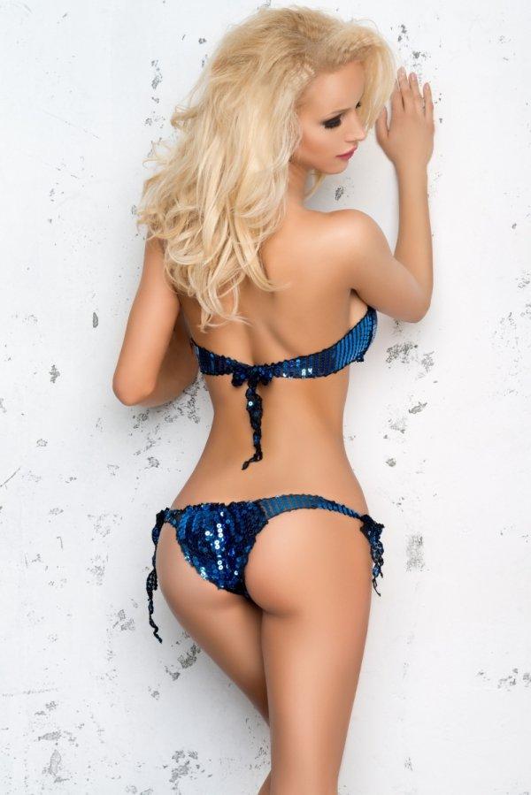 Me Seduce Copacabana Silver 2 Mini bikini