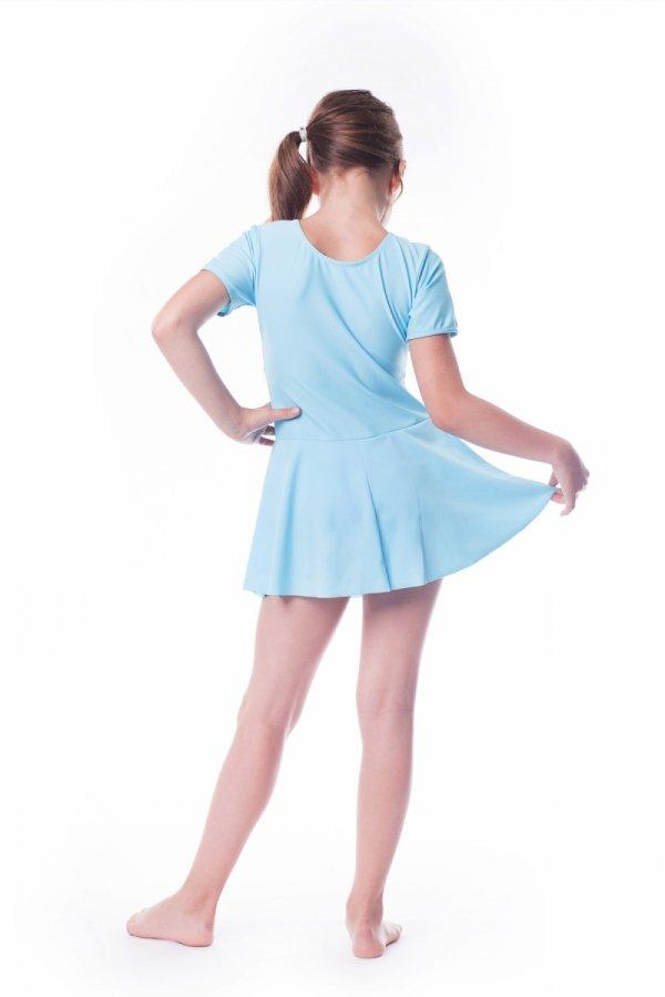 Shepa Kostium gimnastyczny ze spódniczką (B8)