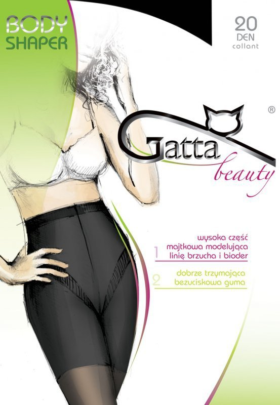 Gatta Body Shaper Rajstopy