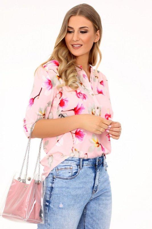 Merribel Majkena Pink bluzka damska