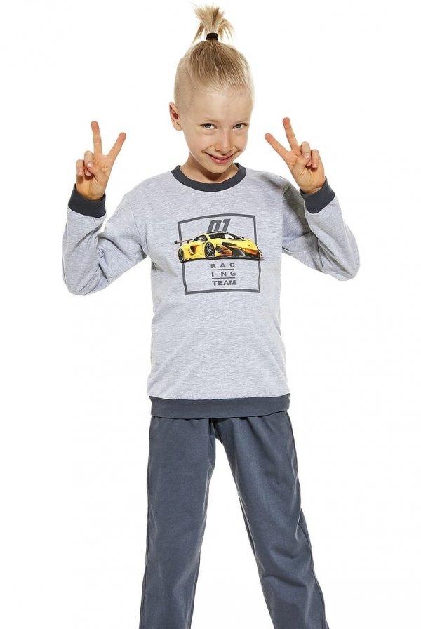 Cornette Kids Boy 477/126 Team piżama chłopięca