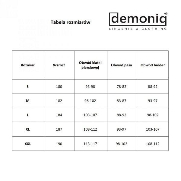 Demoniq TSHRB006 Koszulka męska