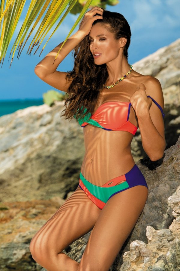 Kostium kąpielowy Marko Christina M-348 Baltimora-Maldive-Dinasty