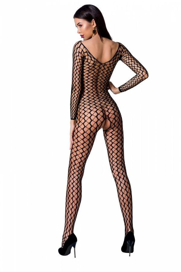 Passion BS068 red Bodystocking