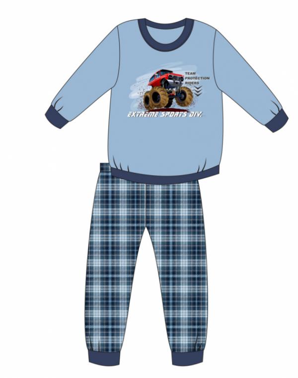 Cornette 593/116 Extreme piżama chłopięca