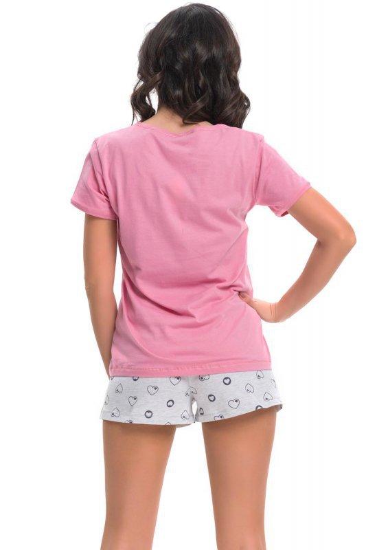Dn-nightwear PM.9212 piżama damska