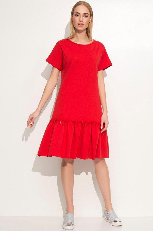 Makadamia M347 sukienka