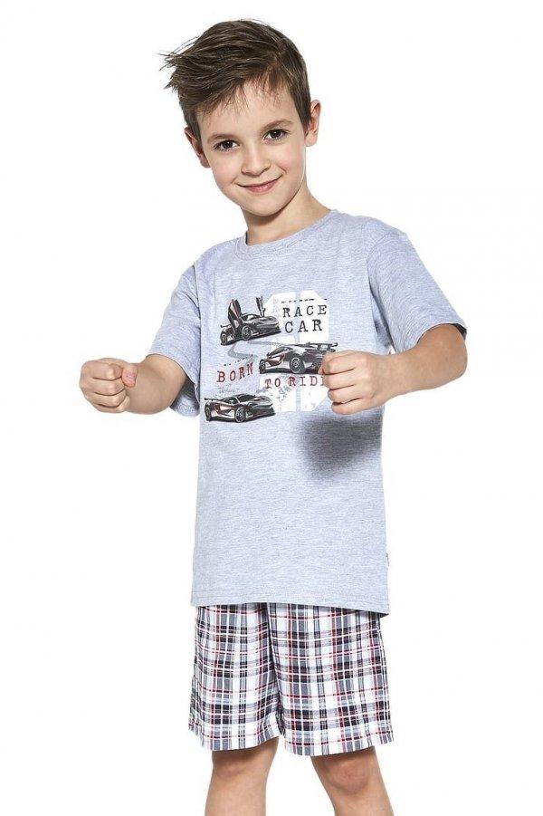 Cornette Young Boy 790/97 Race Car 134-164 piżama chłopięca