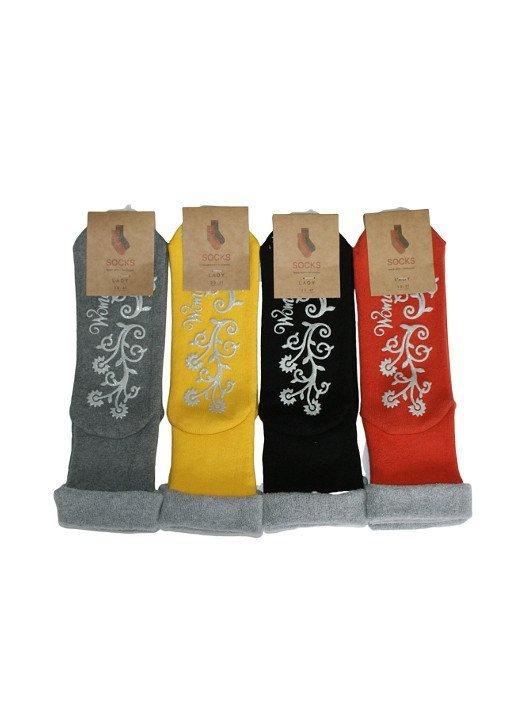 Bratex 5780 Lady Socks Frotte ABS skarpetki
