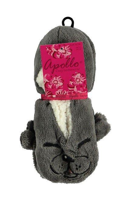 RiSocks Apollo art.33391 North Pole 3D Animals kapcie dziecięce