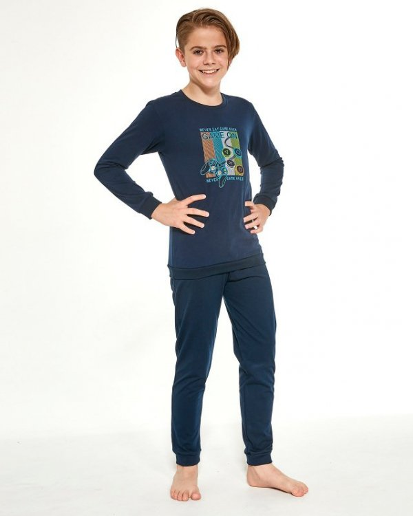 Cornette Young Boy 267/120 Game On piżama chłopięca