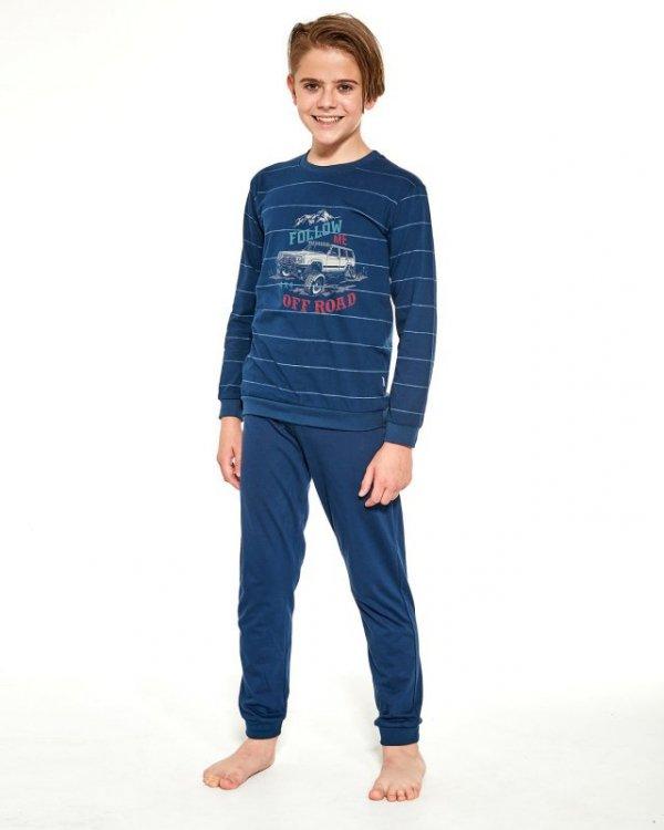Cornette Young Boy 268/124 Follow Me piżama chłopięca