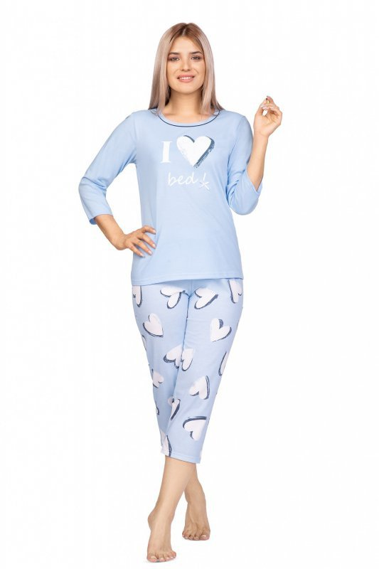 Regina 973 2XL piżama damska