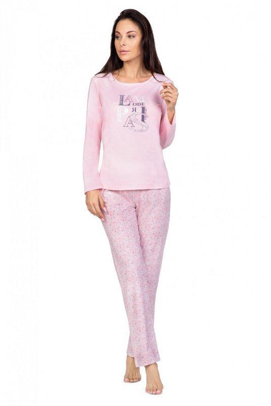 Regina 966 piżama damska plus size
